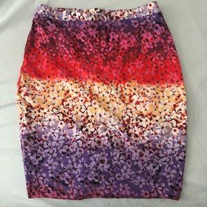 Lily White Mini Skirt